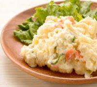 Mentaiko Potato Salad