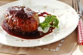 House-made Jigoro Hamburg Steak